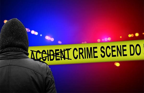 DUI is crime not accident