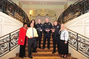 MADD awards for excellence North Carolina