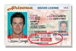 Arizona Ignition Interlock license