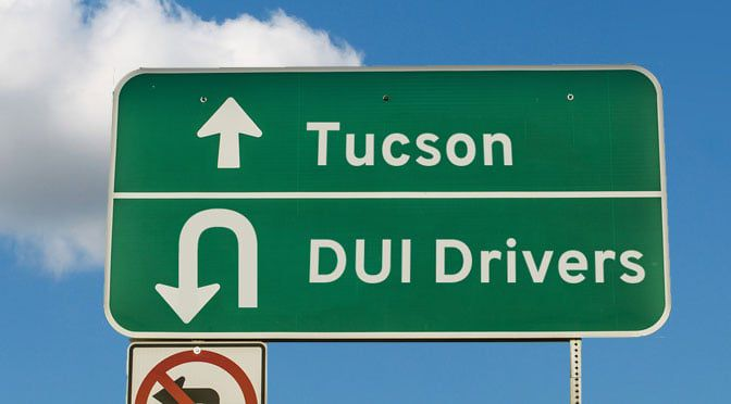 Southern Arizona DUI Task Force is stepping up operations for the month of May